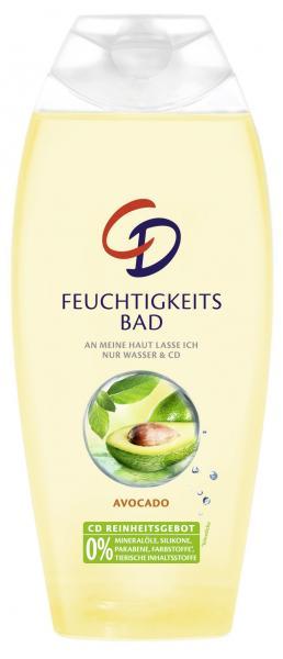 CD Feutigkeitsbad Avocado