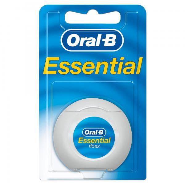 Oral-B Essentialfloss Zahnseide gewachst