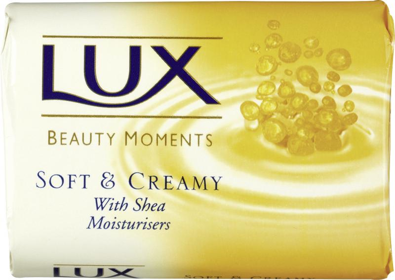 Lux Beauty Moments Soft & Creamy Seife