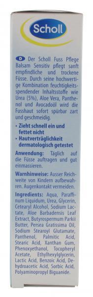 Scholl Fuss Pflege Balsam sensitiv