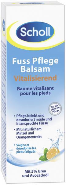 Scholl Fuss Pflege Balsam vitalisierend