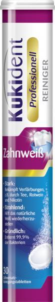 Kukident Zahnweiss Reinigungstabletten