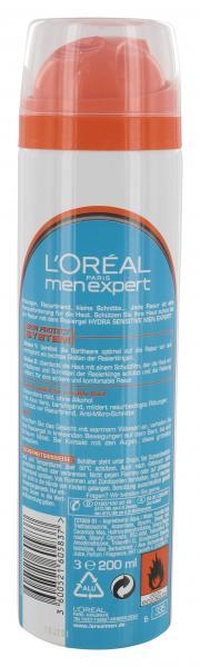 L'Oréal Men Expert Rasiergel Hydra sensitive Aloe Vera