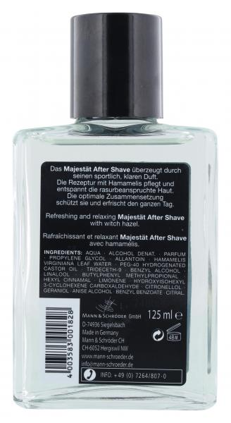 Majestät For Men After Shave