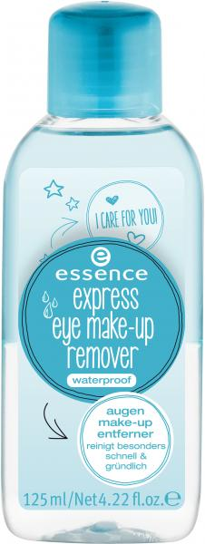 Essence Eye Makeup Remover