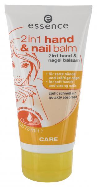 Essence 2in1 Hand & Nagel Balsam