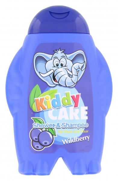 Colutti Kiddy Care Shower & Shampoo Wildberry
