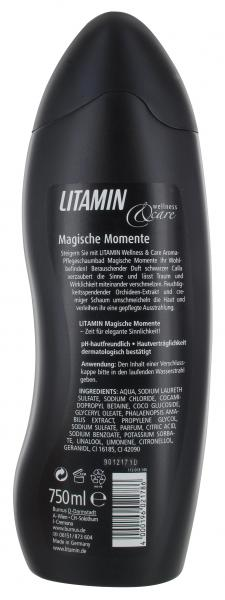 Litamin Wellness & Care Magische Momente Schaumbad
