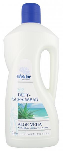 Floridor Duftschaumbad Aloe Vera
