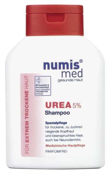 Numis med Urea 5% Shampoo