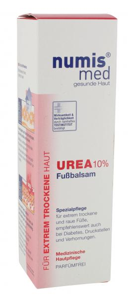 Numis med Urea Fußbalsam mit 10% Urea