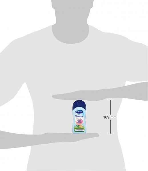 Bübchen Babypflege Baby Shampoo, für feines Babyhaar, Flasche