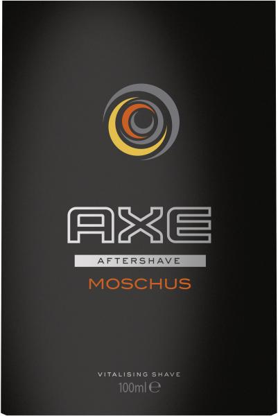 Axe Moschus After Shave