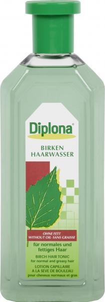 Diplona Birken Haarwasser ohne Fett