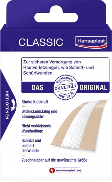 Hansaplast Classic atmungsativ