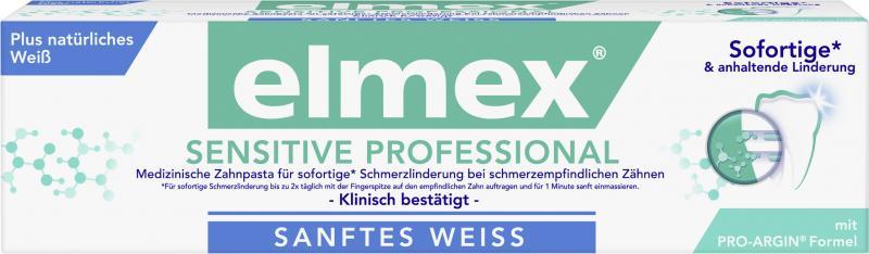 Elmex Sensitive Professional sanftes Weiss