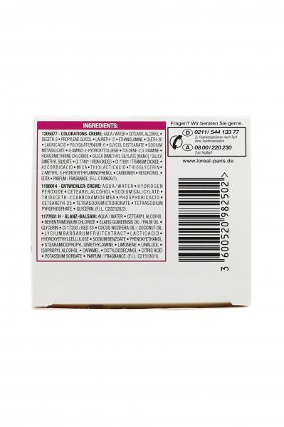 L'Oréal Casting Crème Gloss 316 dunkle Kirsche