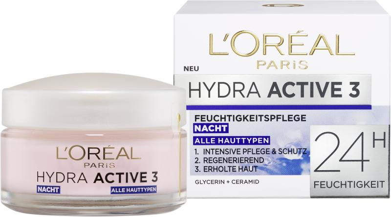 L'Oréal Hydra Active 3 Nachtpflege