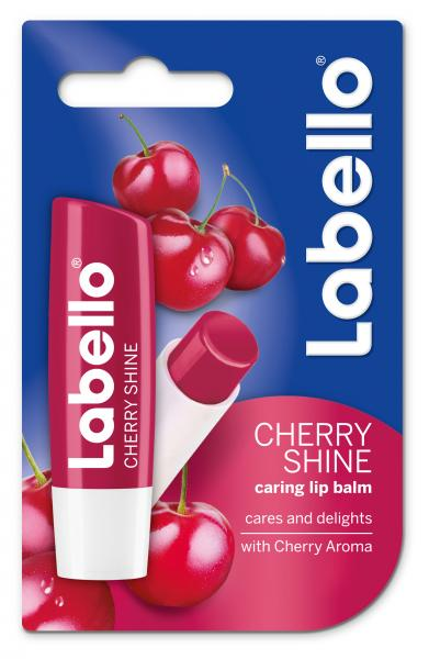 Labello Fruity Shine Cherry