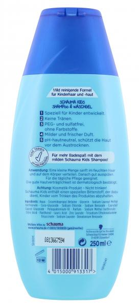 Schwarzkopf Schauma Kids Shampoo & Waschgel