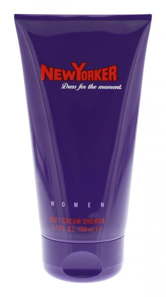 New Yorker Women Soft Cream Shower