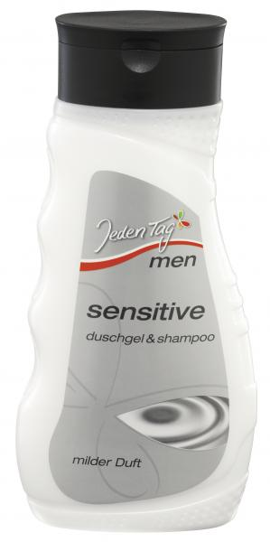 Jeden Tag Men Duschgel & Shampoo sensitive