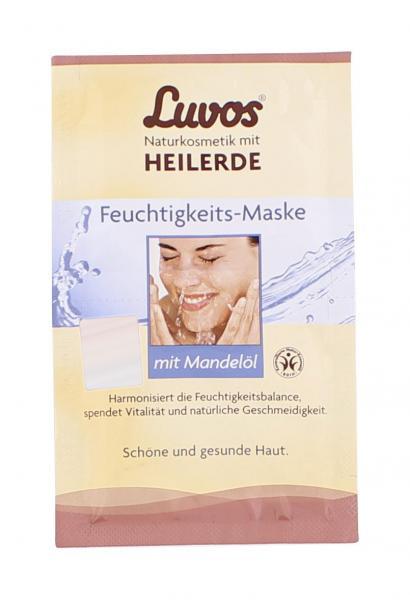 Luvos Heilerde Feuchtigkeits-Maske mit Mandelöl