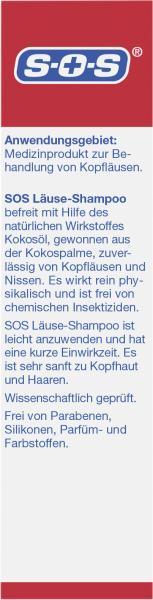 SOS Läuse-Shampoo