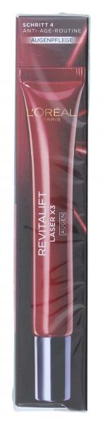 L'Oréal Revitalift Laser X3 Augenpflege
