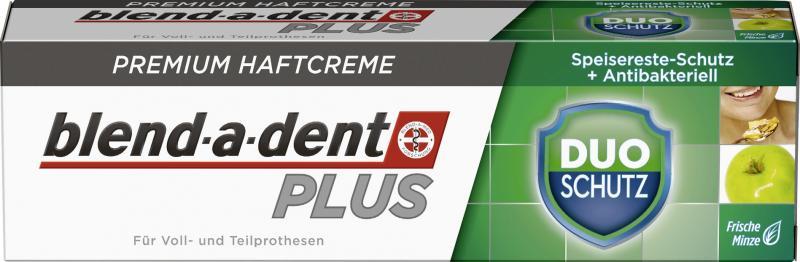 Blend-a-dent Premium Haftcreme Duo Schutz