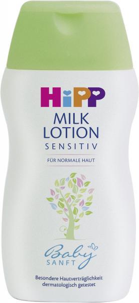 Hipp Babysanft Milk Lotion senitiv