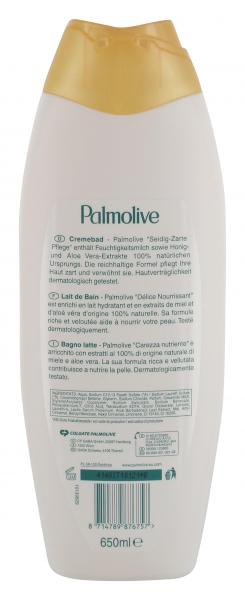 Palmolive Naturals Seidig-Zarte Pflege Cremebad Honig & Feuchtigkeitsmilch