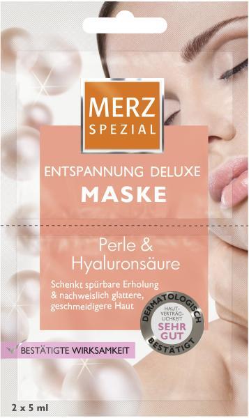 Merz Spezial Spa Deluxe Entspannungs Maske