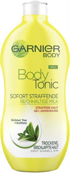 Garnier Body Body Tonic sofort straffende reichhaltige Milk