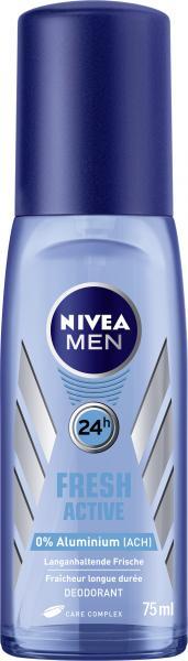 Nivea Men Fresh Active Deodorant Spray