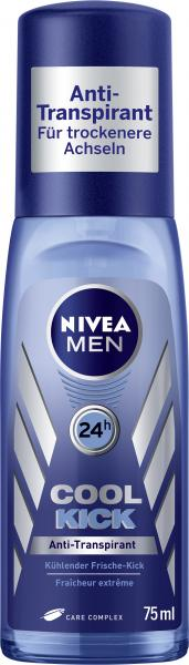 Nivea Men Cool Kick Deodorant Spray