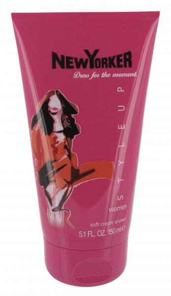 New Yorker Style Up Soft Cream Shower