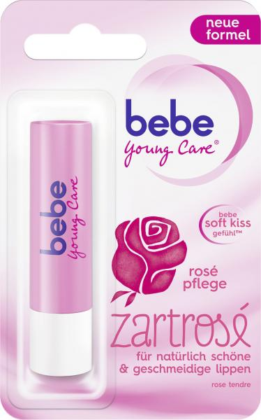 Bebe Young Care Lippenpflege zartrosé