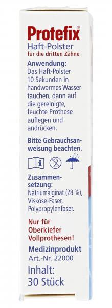 Protefix Haft-Polster Oberkiefer