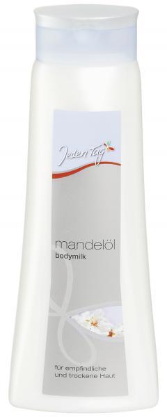 Jeden Tag Bodymilk Mandelöl