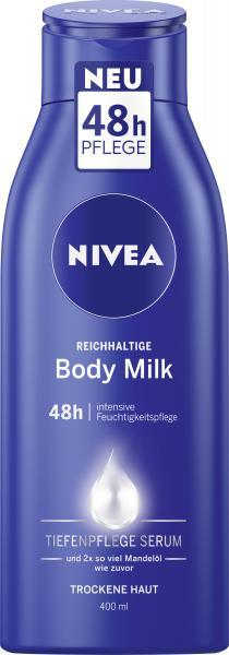 Nivea Reichhaltige Body Milk Tiefenpflege Serum