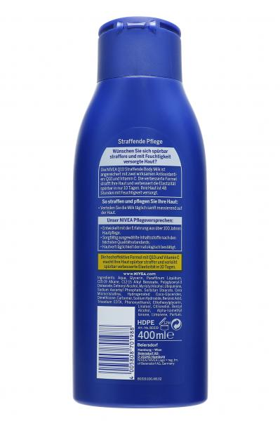 Nivea Q10 Energy hautstraffende Body Milk