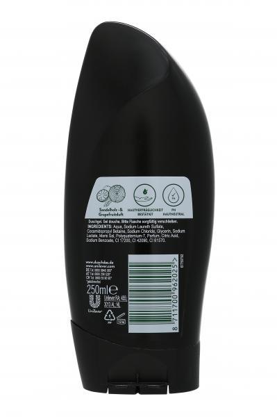 Duschdas 2in1 Deep Blue Duschgel & Shampoo mit Meeresmineralien