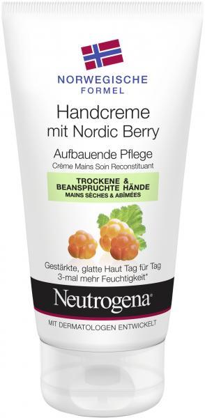 Neutrogena Handcreme mit Nordic Berry