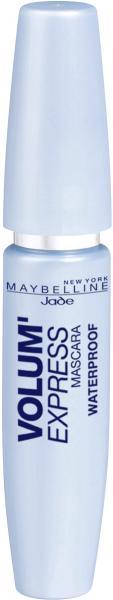 Maybelline Jade Volum' Express Waterproof Mascara black