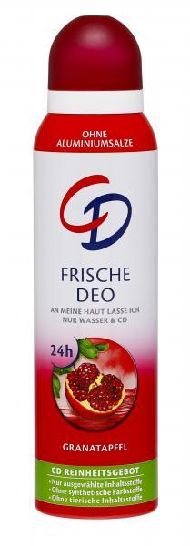 CD Frische Deo Spray Granatapfel