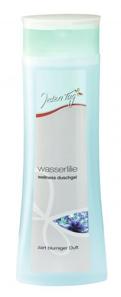 Jeden Tag Duschgel Wellnes Wasserlilie