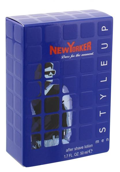 New Yorker Style Up After Shave Lotion