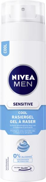 Nivea Men Rasiergel sensitive cool