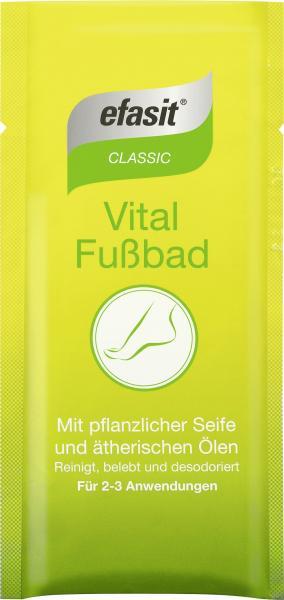 Efasit Classic Fußbad Vital